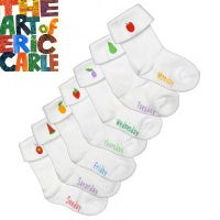 The Very Hungry Caterpillar Sock Set (6-18 mths)