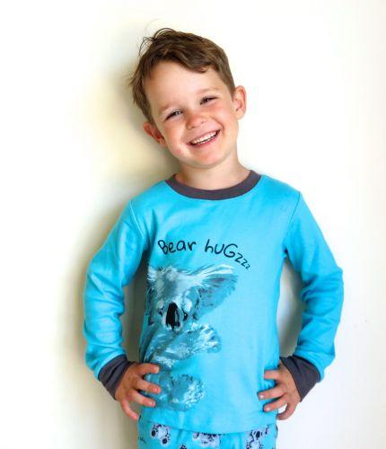 Blue Koala Pyjamas-PJs (size 4 & 6 only left)
