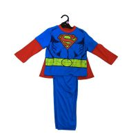 Superman PJs/Costume (only size 7 left)