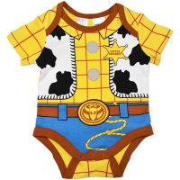 Toy Story Short Sleeve Baby Bodysuit/costume - Woody last one left size 0000 for newborn