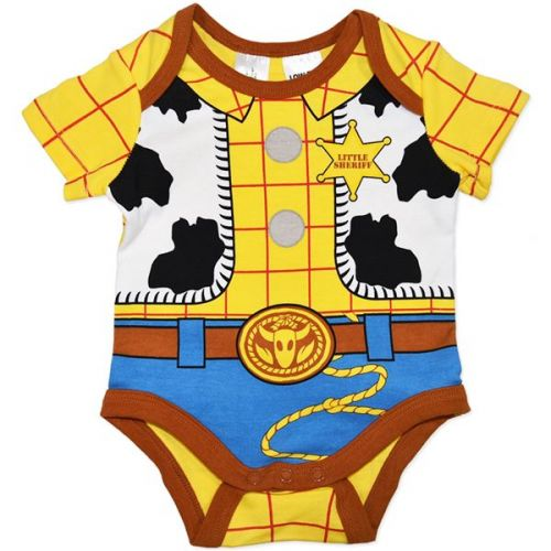 Toy Story Short Sleeve Baby Bodysuit/costume
