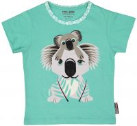 Organic Cotton - Mibo Koala T-shirt (Size 1)