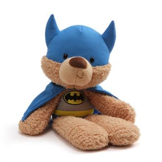 Fuzzy Bear Batman