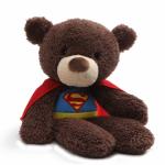 Fuzzy Bear Superman