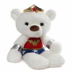 Wonder Woman Fuzzy Bear