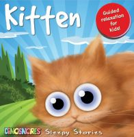 Dinosnores Sleepy Stories- Guided Relaxation -Kitten (Toddler  Cd)