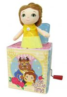 Disney Princess Belle  Jack in the Box