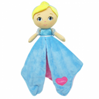 Cinderella Disney Princess - Baby Comforter Blankie