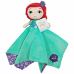The Little Mermaid - Ariel Disney Princess - Baby Comforter Blankie