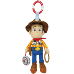 Toy Story Woody Activity Toy Plush