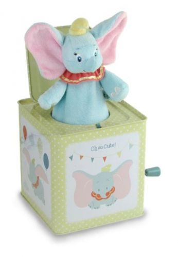 Dumbo Disney Baby Jack in the Box