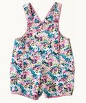 Cherie Lace Trim Overalls (sizes 6-12 mths) by Eternal Creation