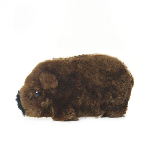 Pat the Wombat Lambskin Flat Friends