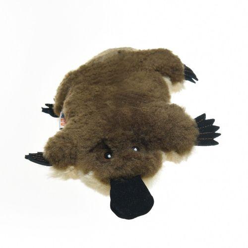 Puggle the Lambskin Platypus Flat Friends