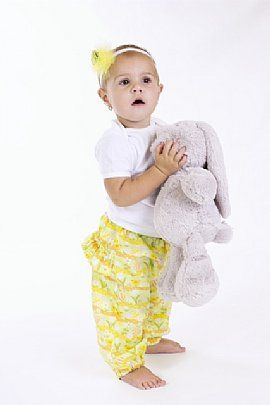 Little Chick Long Pants (Size 000 to 1)