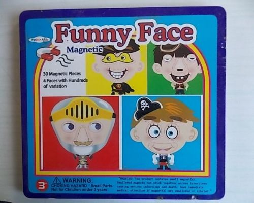 Magnetic Funny Face  - Boy