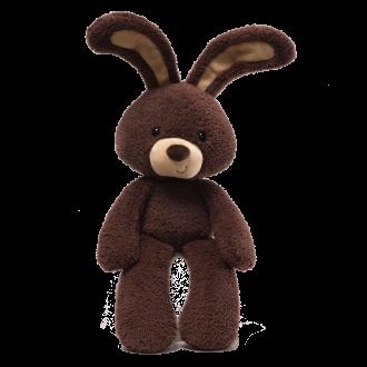Fuzzy Bunny - Chocolate