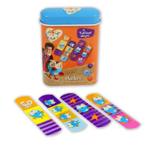 Giggle and Hoot Plasters/Bandaids