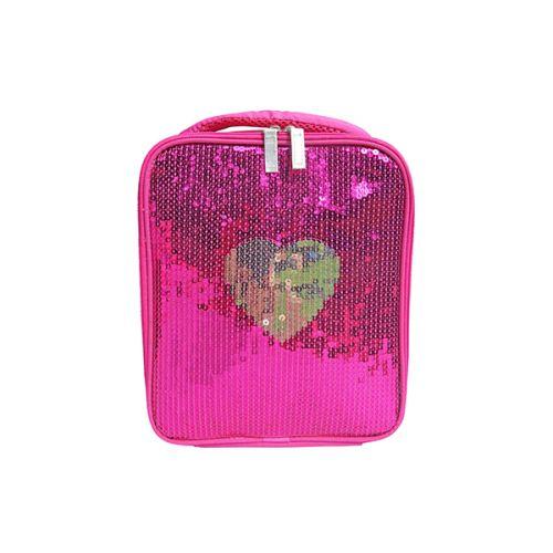 Sequin Lunch Bag - Cooler Bag