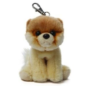 Itty Bitty Boo Worlds Cutest Dog - Backpack Clip