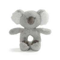 Baby Toothpick: Koala Ring Rattle