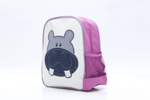 Woddlers - Happy Hippo Toddler Backpack