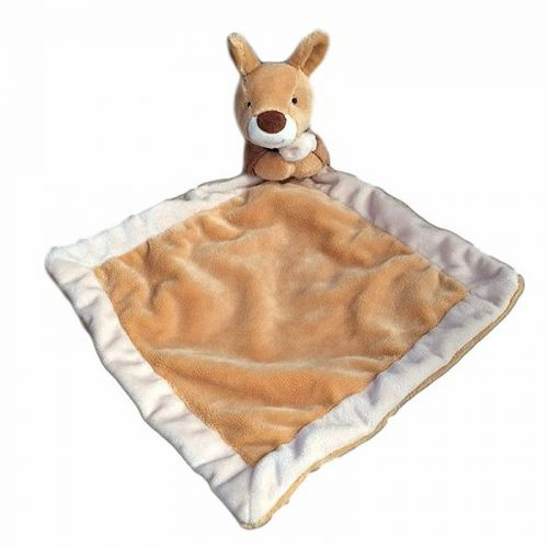Kangaroo Blankie - Baby Comforter