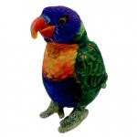 Lauren Lorkeet - Australian Bird Soft Toy