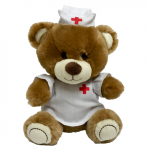 Nurse Tracey Bear
