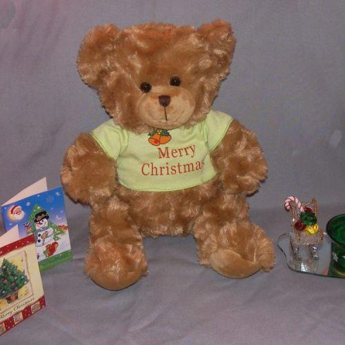 Sean the Christmas Bear