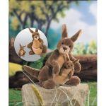 Jirra Kangaroo with removable Joey