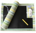 Kaboodle Cloth Chalk Play Mat (several colours available)