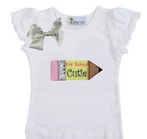 Preschool Cutie Tee (last one left)