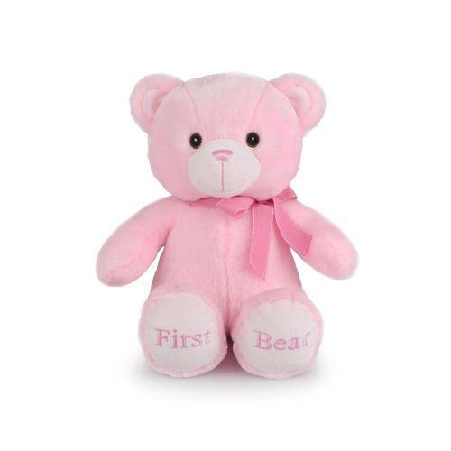 Lou - First Bear - Pink