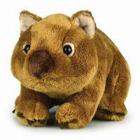 Wilbur Wombat 17cm  - Aussie Pals