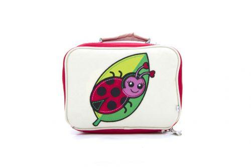 Woddlers My Little Lady Bug Lunch Box