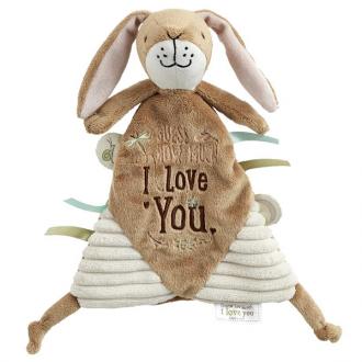 Little Nut Brown Hare Baby Comforter