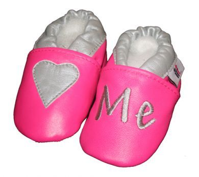 SKEANIE Love Me - Soft Sole - Pink