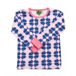 Nosh Organics - Bunnies Long Sleeve T-Shirt - 100% organic cotton