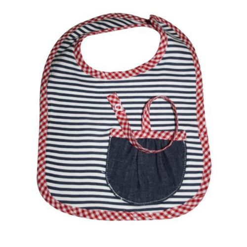 Love Henry Benjamin Pocket Bib