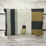 Love Henry Hudson Essentials Wallet Gift Set with Swaddle and Washers