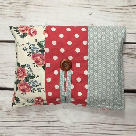 Love Henry Rose Essentials Wallet /Nappy Wallet Gift Set with swaddle and washers