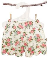 Love Henry Rose Scalloped Hem Shorts (Sizes 1, 3, 4 5, 6, 8)