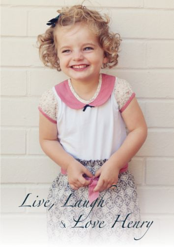 Love Henry Audrey Charlotte Skirt (Sizes 3 & 4)