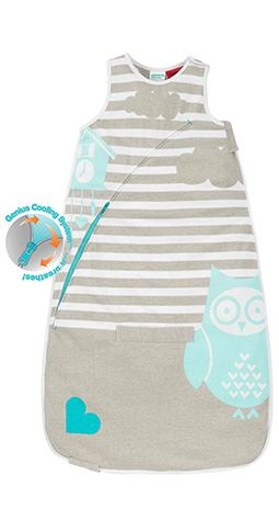 Love To Dream InVenta Sleeping Bag 1.0 tog Taupe 4-12 months