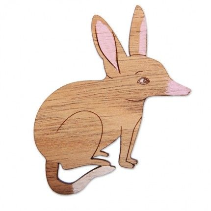 Bilby Brooch - Great Easter Present