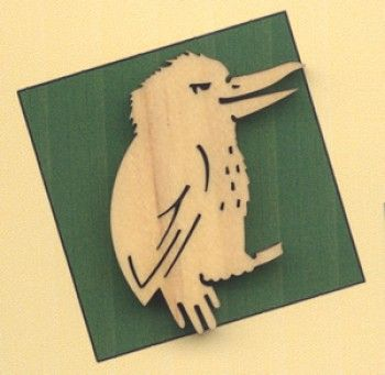 Kookaburra Brooch - Great Aussie Gift
