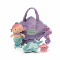 Mermaid Adventure Playset (5 pieces)