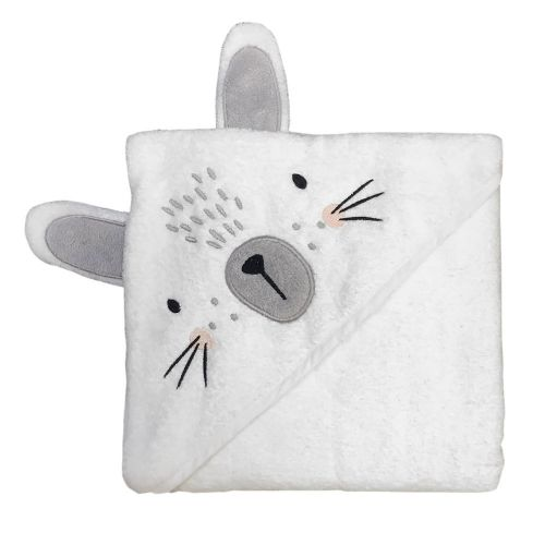 Mister Fly Hooded Towel -  Bunny
