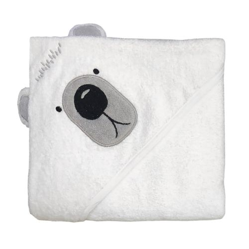 Mister Fly Hooded Towel -  Bear